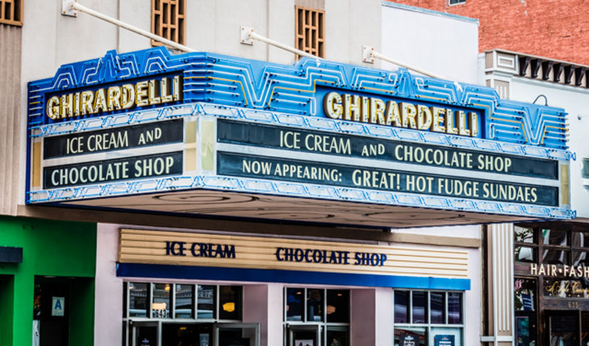 Architecture Awning Building Exterior Built Structure Communication Day Ice Cream No People Outdoors Text Western Script