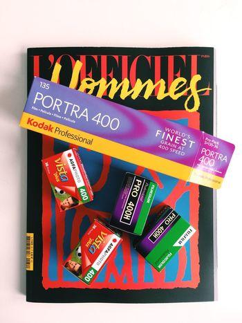 Lifestyle Magazine Colors Film Analogue Photography Photography 35mm Film Kodak Portra Agfa Fujifilm