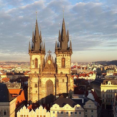 Прага Praha Prague
