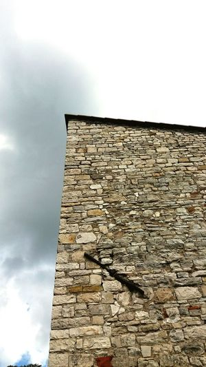 Architecture Outdoors Built Structure Low Angle View No People Building Exterior Sky Day Nature Walls Walking Around Been There, Done That Check This Out!