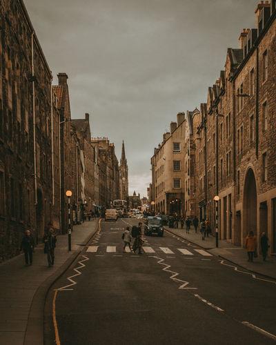 Edinburgh Mood