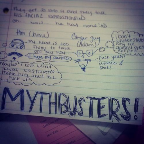 @all_anchors_down and I did an interpretation of myth busters xD lolol Art Coolkids Toofunny Cantstop lol loveus