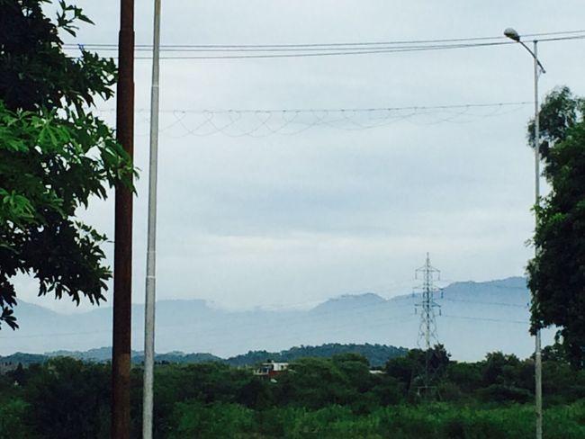 Nature Chandigarhshimla Highway Mountains