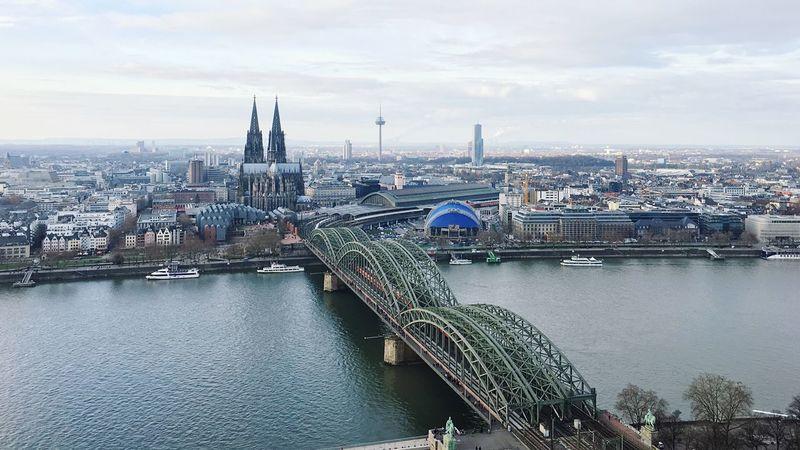 Oh hai Cologne !