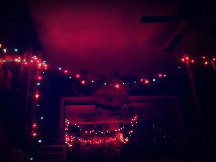 I <3 My Lights In My Room.
