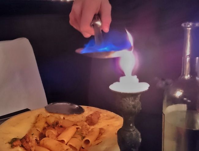 Flame Burning One Person Human Hand One Man Only Candle Inspiration Indoors  Illuminated Heat - Temperature Close-up (c) 2017 Shangita Bose All Rights Reserved Rigatoni Grappa Heated Food Italian Food