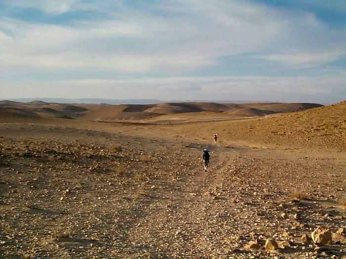 Deserts Around The World Hiking Trail Shvil Israel Judean Desert