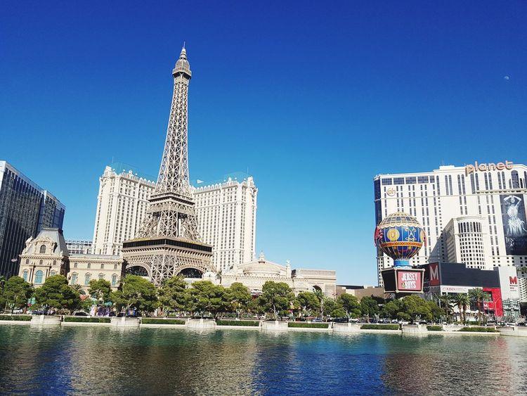Las Vegas Outdoors Modern Sky EyeEmNewHere Vegasbaby VegasStyle