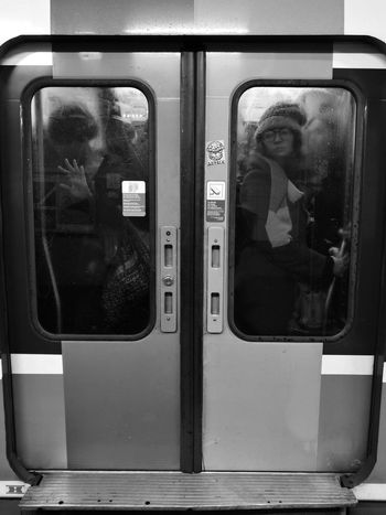 Parisiens VS Rer B Street Streetphotography People Subway Vehicle Interior Paris B/W Photography Real People Blackandwhite Huawei Train Interior Huawei P9 Leica RER Paris ❤ Public Transportation Noir Et Blanc Huaweiphotography Subway Train Paris, France  RerB Person Close-up Indoors  HuaweiP9