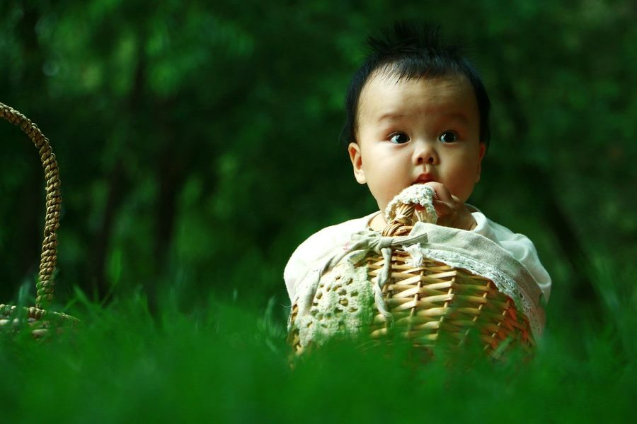 Basket One Person People Outdoors Day Portrait Childhood Food Nature Adult One Man Only Close-up Only Men