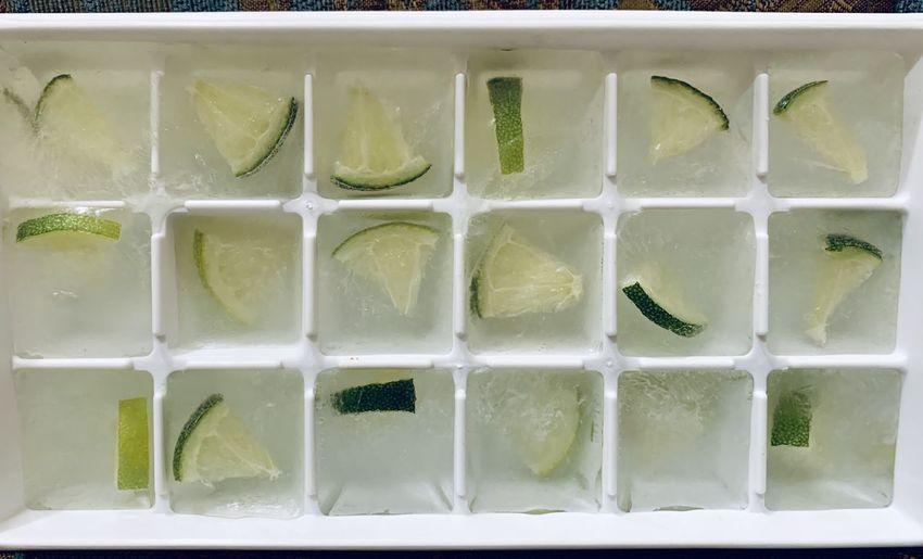 Limes Lime Ice