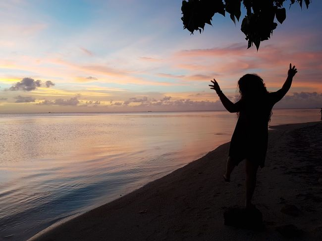 Free Island Life Beach Life Sunsets Paradise Northern Mariana Islands Cnmi