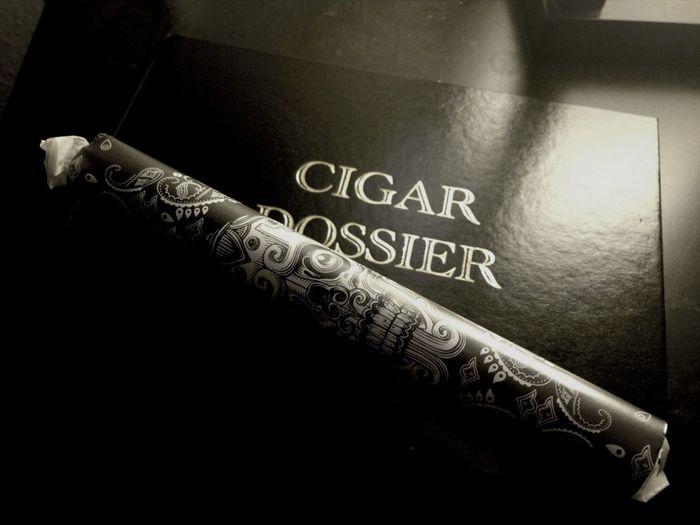 My last cigar of 2012!! Room101 OSOK!!