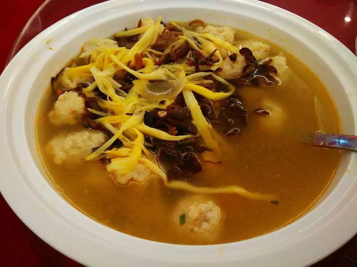 Breakfast Soup Kimlo