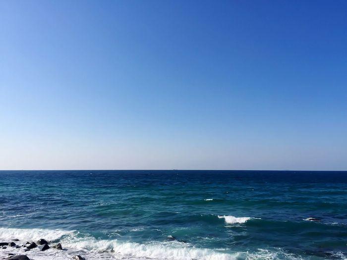 Sea Copy Space