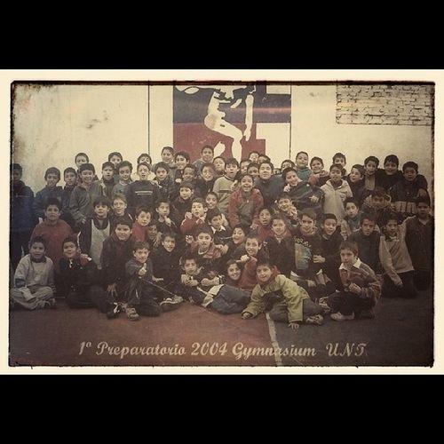 8 años que pasaron volando... Gymnasiununt Gymnas 2004 2011