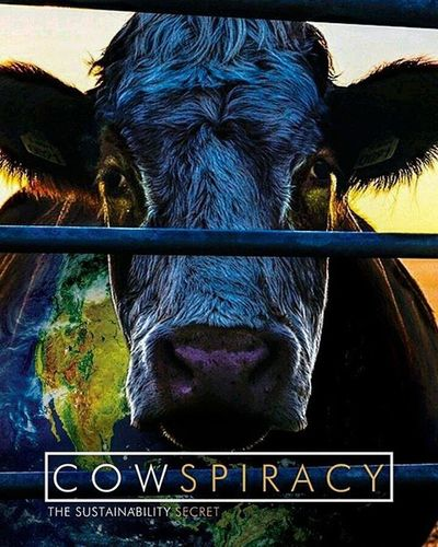 Cowspiracy is a documentary that addresses the issue of unsustainable agribusiness. The world's current food production infrastructure, policies, & methods that the meat, dairy, & government corporations, do not want the public to be aware of. Many environmental groups do little if anything to bring this issue into the political & social spot light. This is a film that everyone needs to see. Think about the kind of future you want to create for yourself, what kind of world do you want your children to grow up in? You can find this Film on Netflix DoTheRightThing Compassion MakeInformedChoices Vegan Vegitarian Thecove Earthlings Sustainability Environmental Deforestation Ocean Conservation Environmentalist Animalrights FoodSecurity
