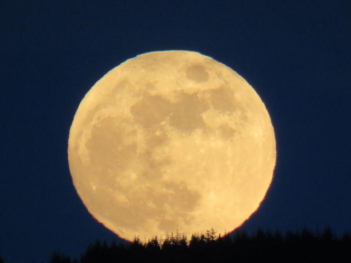 Moon Rise Loch Awe First Eyeem Photo