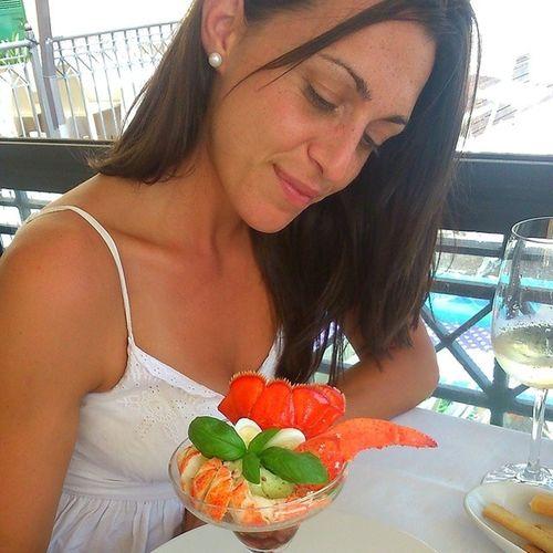 Ristorantelaprua Astice Avocado Instamood Instaitalia Alassio Liguria Pranzosulmare Quantomivizi Sempreilmeglioxnoi Tantarobba Tiamoxlavita