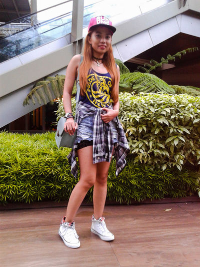 Hi! That's Me Ootd Casual Clothing Casual Look Let's Do It Chic! Express Yourself Just Being Me Selfie ✌ Peace Filipina Beauty Smile Sweet Simplicity Just Smile  Simplicity Is Beauty. Blondes Have More Fun Filipina Self Portrait My Blog http://jennyfashionillustration.jimdo.com