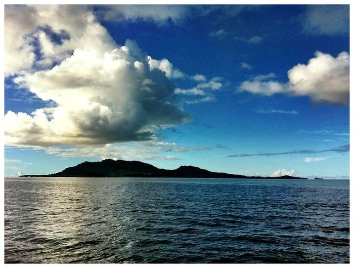 Micronesia Truk lagoon