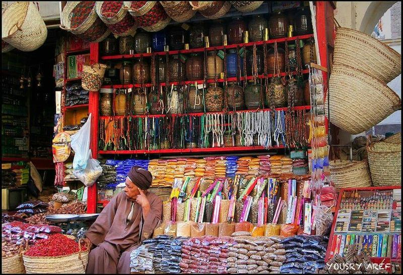 Original colors Aswan Egypt Streetphotography Egyptian-Faces Egypt Egyptian Spices Traveling