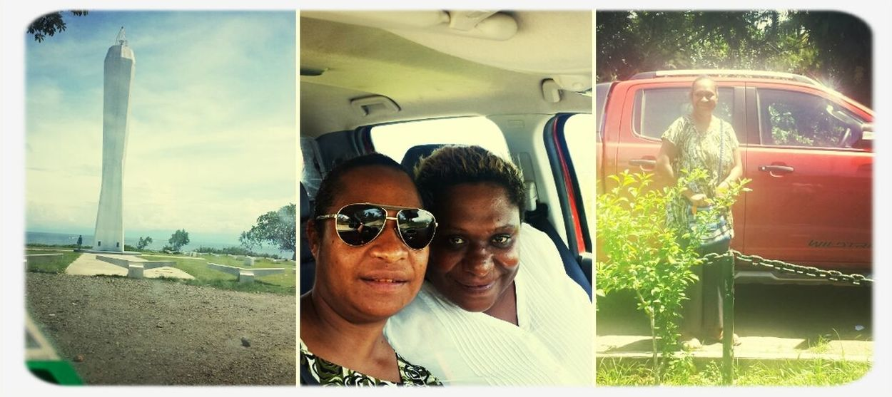 One day trip to Madang ;)