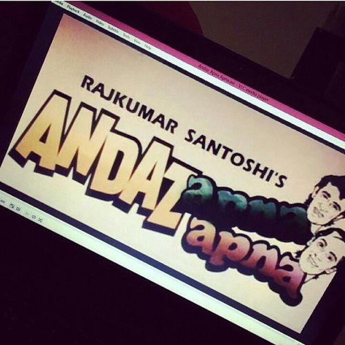 Andaz Apna Apna . . Evergreen Best  Comedy MOVIE Till The Date :D