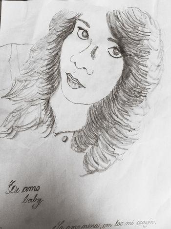 Me <3 Drawing