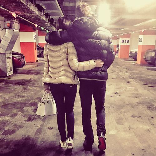 Louboutin Moncler Armani Couple Couplegoals Goals