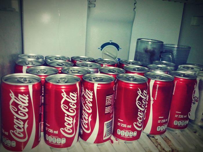 LAS COQUITAS DEL SUEGRO Chayotes Todos Somos Uno Coca-cola Love ♥ Refrescorojo