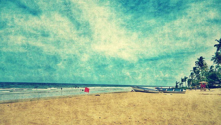 Trinidad & tobago Mayaro Beach Life