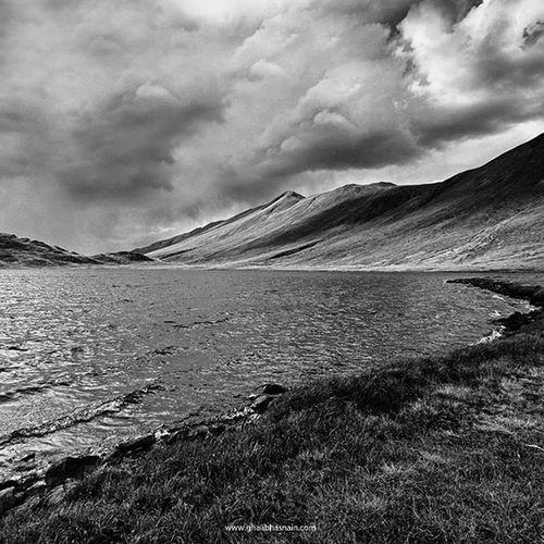 Sheosar Lake Deosai Deosai Lake Sheosarlake Gilgitbaltistan Skardu Travel Ghalibhasnainphotography Pakistan Northernpakistan Black Landscape Dawndotcom