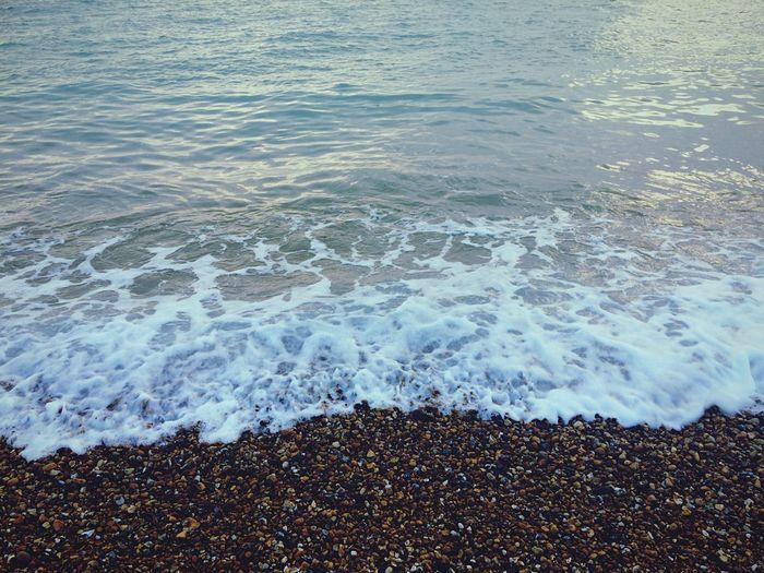 the shore Sea