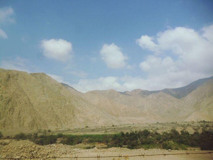 Hermoso Paisaje en Lunahuana Cañete Peru ☺?☀?