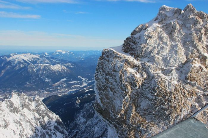 Zugspitze in Austria 😍 Tirol  Alps Alps Austria Zugspitze Nature Photography Mountains Mountain View EyeEm Selects Mountain Snow No People Winter Day Nature Outdoors Cold Temperature Mountain Range Scenics Beauty In Nature Sky Close-up Shades Of Winter