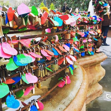 Fountain Fonte Cadeado Lock Padlock Brazil Gramado/RS