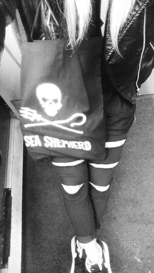 My support for Sea Shepherd Seashepherd Save The Nature Savetheoceans Protect Nature Protect Our Wild Life SUPPORTING Airmax Sneakersaddict Blondiegirl Braid Hair Braids Hello World Fight For A Cause