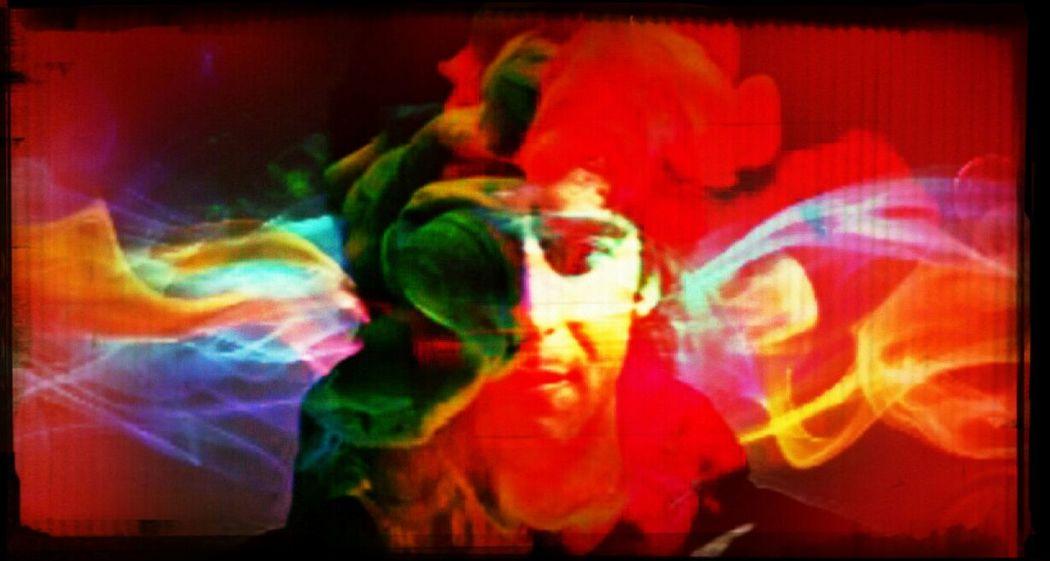 Color Portrait Cerati Homenaje