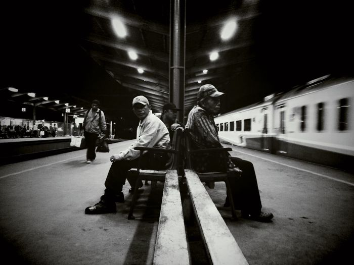 Urbanphotograp Street Photography Open Ed Travel Photography Train Station Monochro