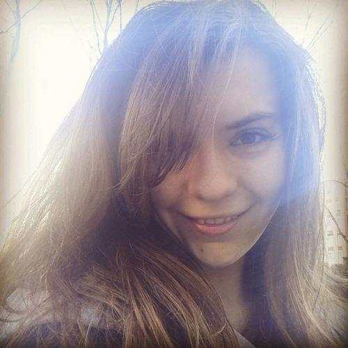 Smiling Walking Enjoying Life Selfie ✌ That's Me Portrait Enjoying The Sun Myself Xoxo