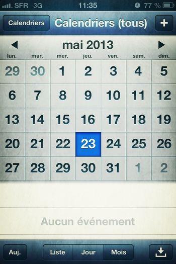 On Est Le 23 ❤.