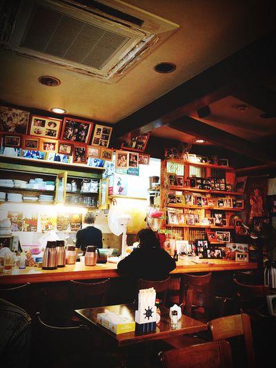 ずっと気になってた✨ 喫茶Y 中崎町