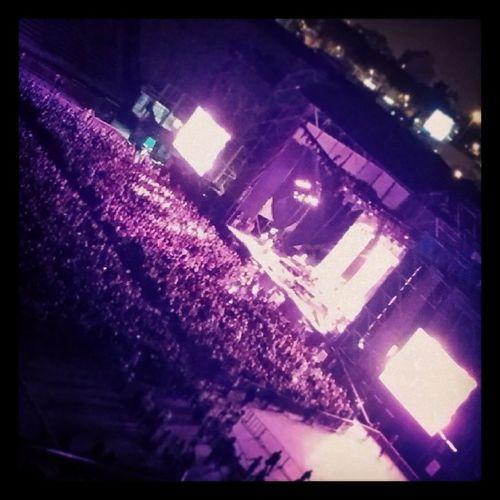 Ahora sí... StevieWonder @ Argentina