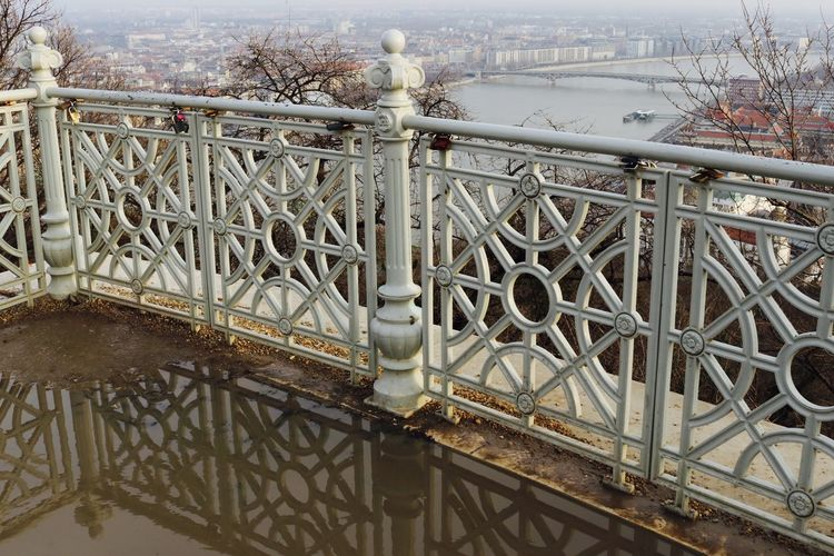 Budapest, Hungary Danube River Eastern Europe City View  Eastern Culture Historical Sights Railing Sightseeing Tourist Destination