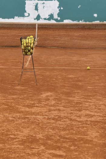 The sport of tennis