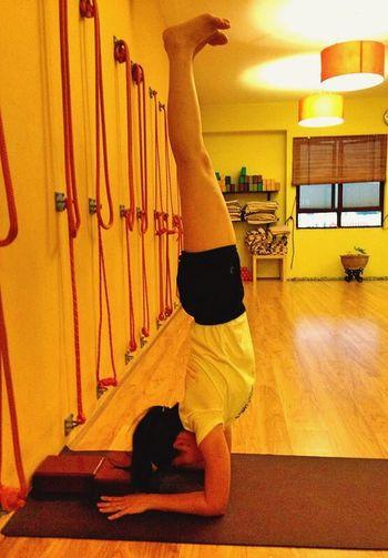 Practice Elbow Balance
