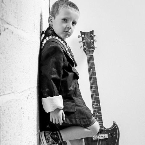 Moody little Rockstar