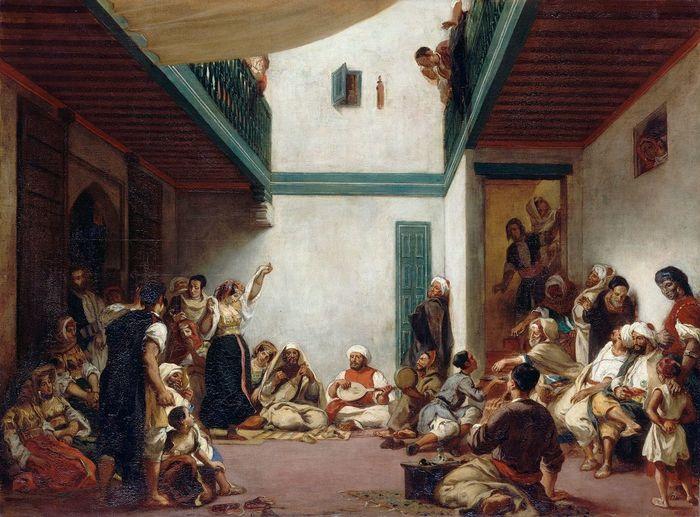 Juishandmuslum Maroc14emesiecle