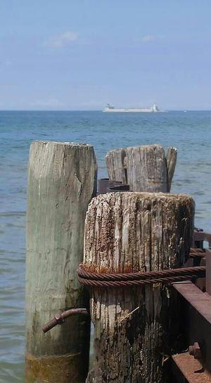 Lake Michigan Lake Michigan Lake Michigan Wood Man Vs Nature St Joseph Mi Water Compisition